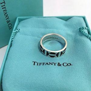 Tiffany & Co Paloma Picasso Men's Zellige Ring Sz9
